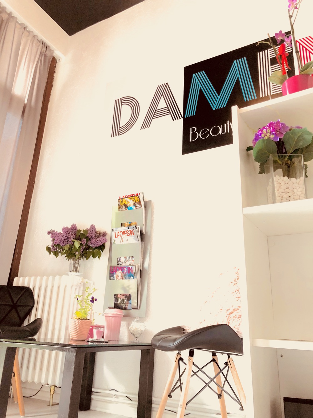 Damen Salon maderoterapija